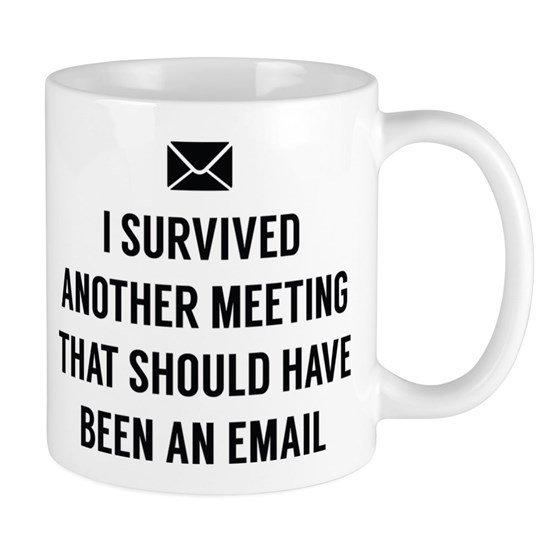 Office Humor Mugs