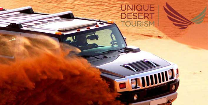 Desert Safari by Unique Desert Tourism