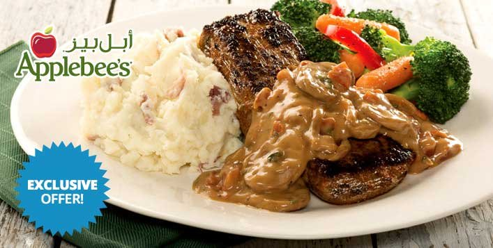 Applebee's® Main Course with Choice of Drink