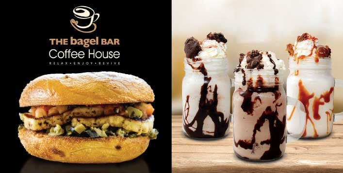 Save 42% at The Bagel Bar Value