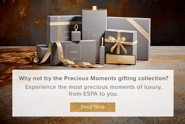Why not try the new Precious Moments gifting collection SHOP NOW