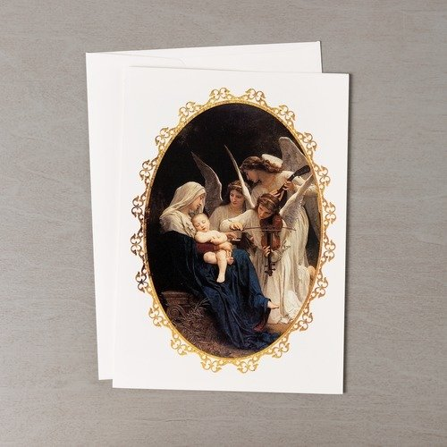 Song of the Angels Christmas Cards