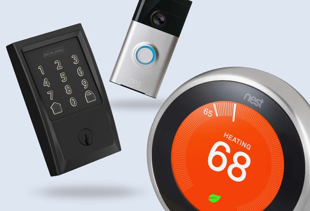 Make your house a smart house.