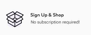 Sign Up & Shop