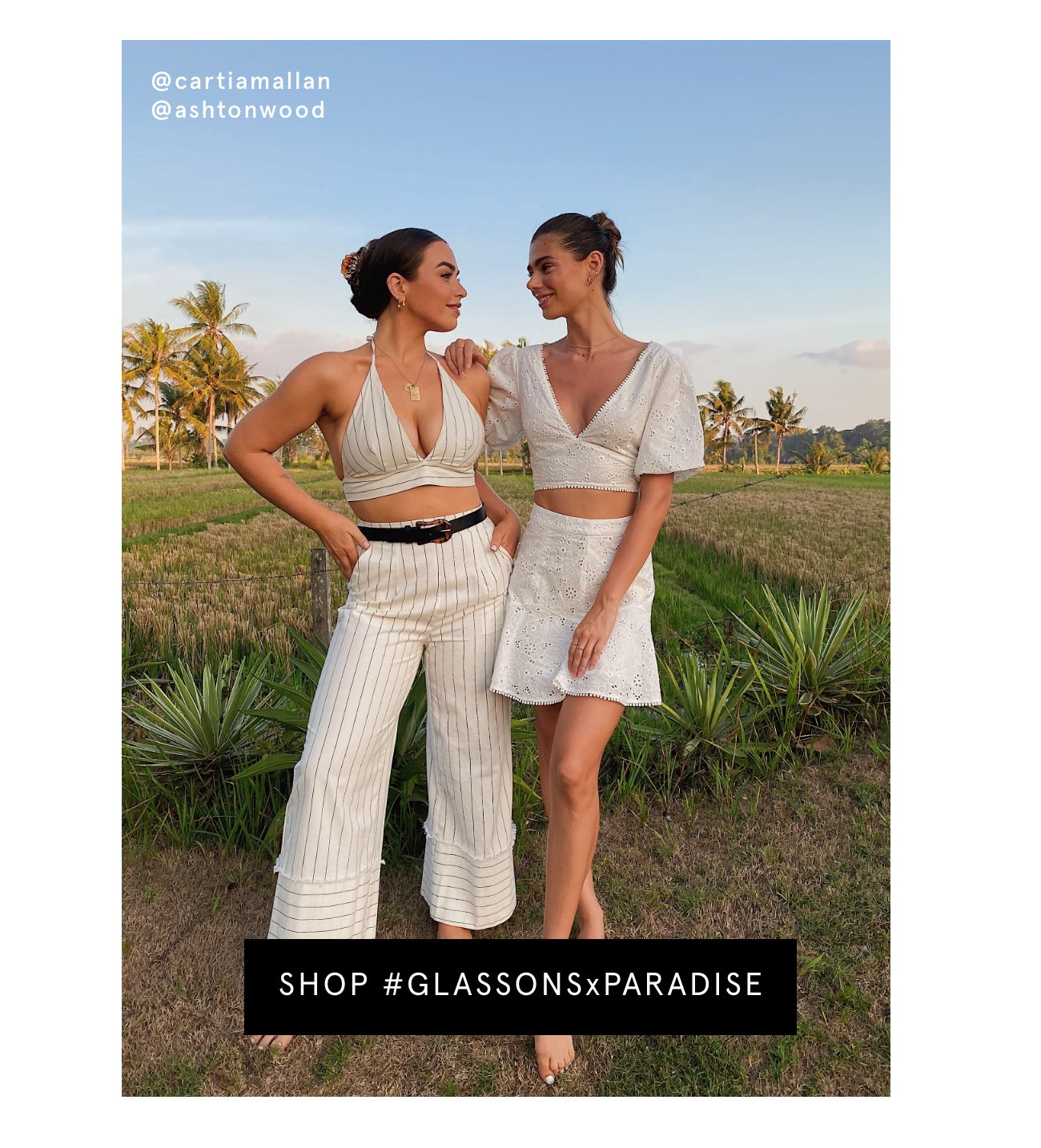 Shop Glassons In Paradise