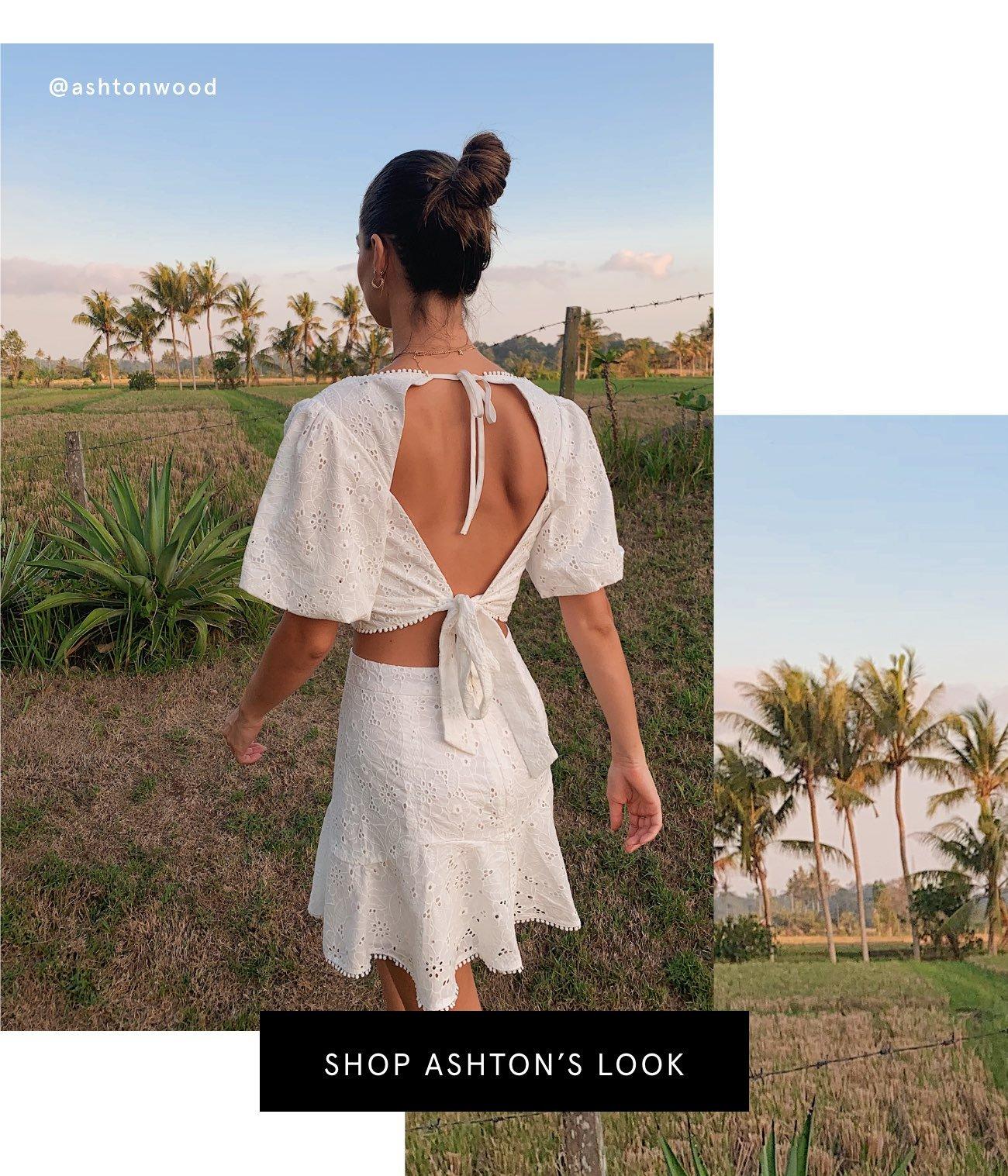 Shop Ashton's Look