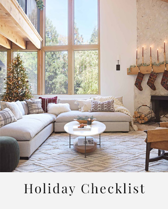 Shop our Holiday Checklist