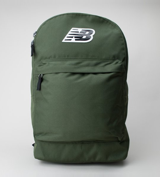 New Balance Classic Backpack Green Accessories Bags