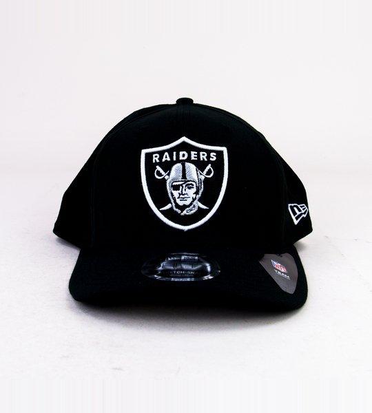 NEW ERA Stretch Snap 9Fifty Cap Black Accessories Hats