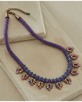 Kumi Frond Necklace - image