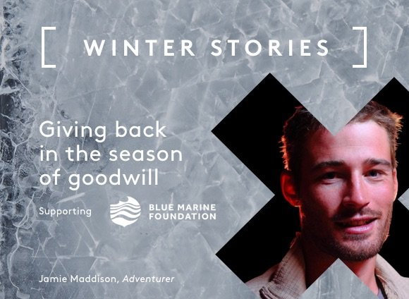 Winter stories – giving back in the season of goodwill