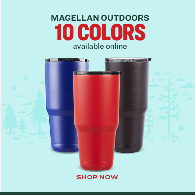 Magellan Outdoors   10 Colors Available Online