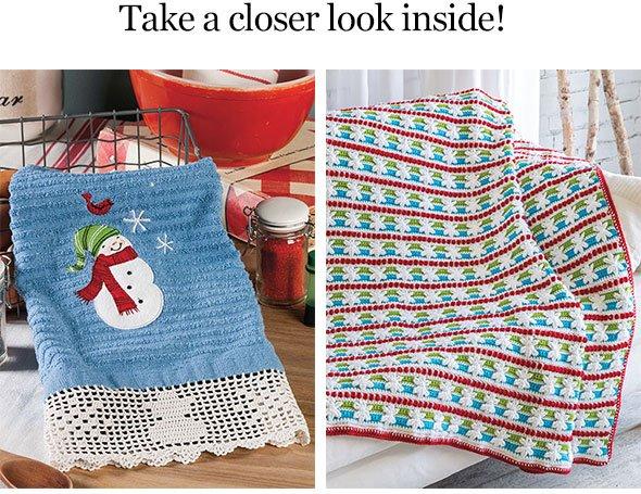 Take a closer look inside!