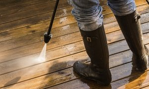 Up to 48% Off Power Washing from Seasonal Home Care