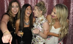 Up to 60% Off Photo-Booth Rental Package