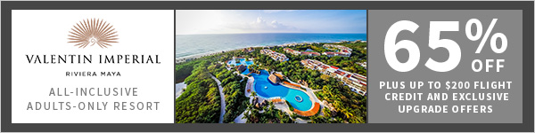 Valentin Imperial Riviera Maya | 65% Off Adults-Only