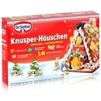 Jetzt klicken und mehr erfahren über: Dr.Oetker-Knusper-Häuschen...