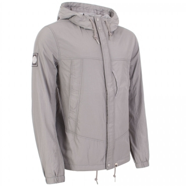 Filmore Zip Through Nylon Hooded Jacket