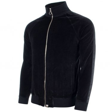 Grainger Velour Track Top