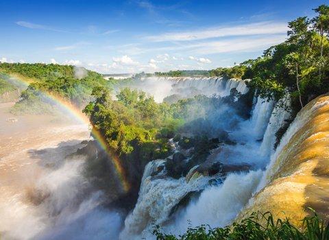 Hoteles en Puerto Iguazú