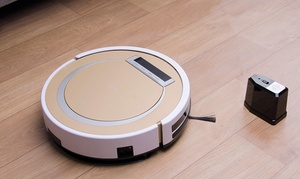 ILIFE V55 Multi-Surface Robotic Vacuum & Mop with Virtual Barrier