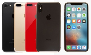 Apple iPhone 7/7 Plus/8/8 Plus/X (GSM Unlocked) (A-Grade) w Warranty