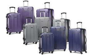American Tourister Expandable Hardside Spinner Luggage Set (3-Piece)