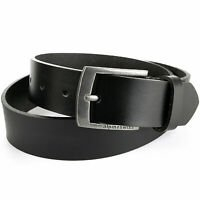 Click here for more details on Alpine Swiss Mens Leather Belt...