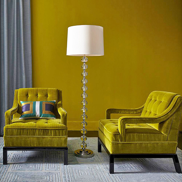 Doris Chair by Jonathan Adler.