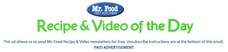 Quick and Easy Everyday Cooking from the Mr. Food Test Kitchen Special Offers