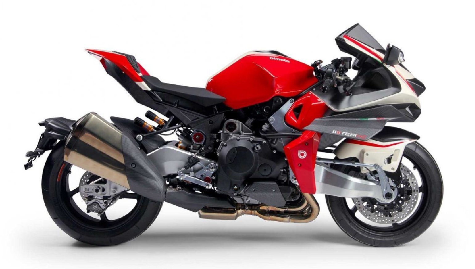 Unveiled at EICMA: What do you get if you cross a Kawasaki and a Bimota?