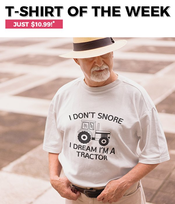 T-Shirt of the Week