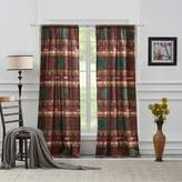 Greendale Home Fashions Home 2-pack Canyon Creek Window Curtains