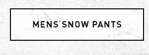 Mens Snow Pants