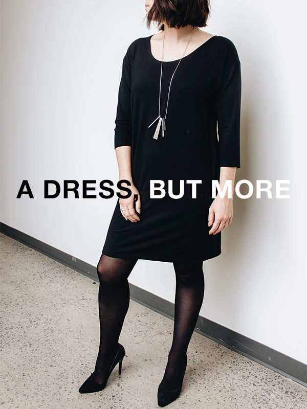 A dress, but more
