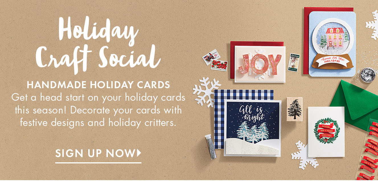 Holiday Craft Social