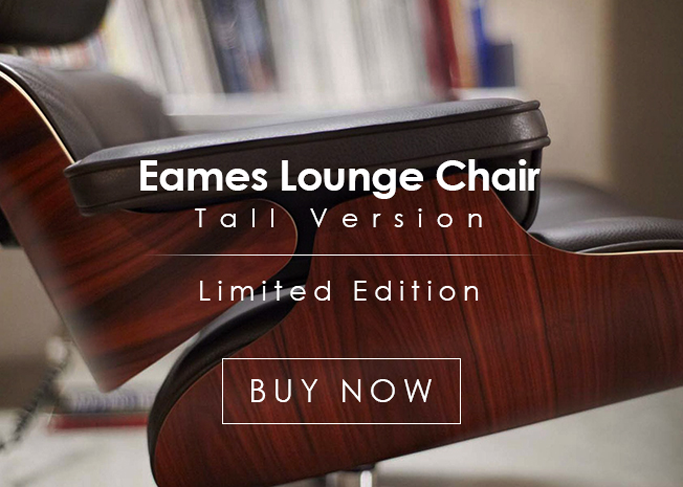 Eames Lounge Chair. Buy now