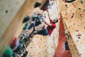 63% Off Pass and Equipment at Brooklyn Boulders