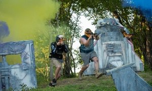 Up to 60% Off Open Play Paintball at Legacy Adventure Park