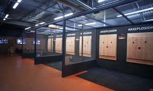 Up to 44% Off Axe Throwing Session at Axeplosion Lombard