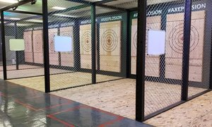 Up to 44% Off Axe-Throwing Sessions at Axeplosion Aurora