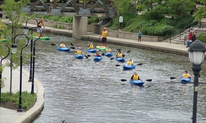 Up to 36% Off Kayak or Paddleboard Trip at Naperville Kayak