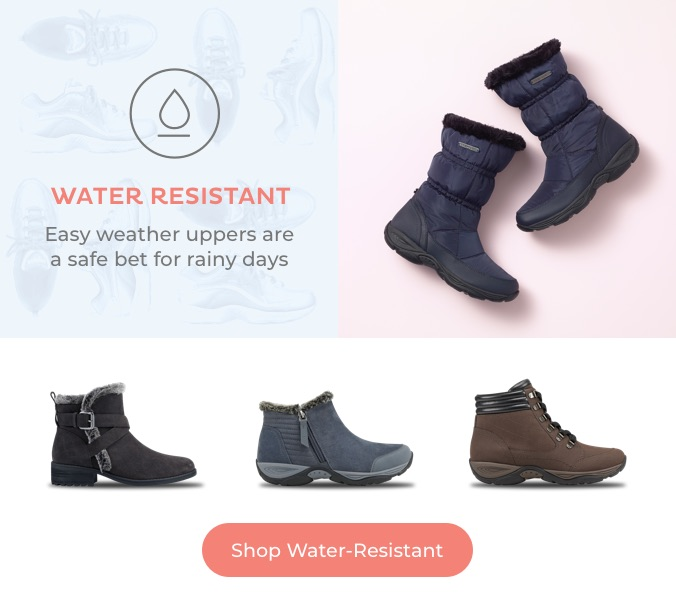 Shop Water-Resistant