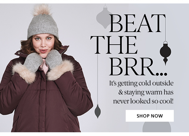 Beat the Brr - Shop Now
