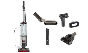 Shark DuoClean NV202 Slim Upright Vacuum (Manufacturer Refurbished)
