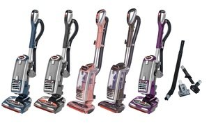 Shark NV8001Q Rotator Powered Lift-Away Canister Vacuum (Refurbished)
