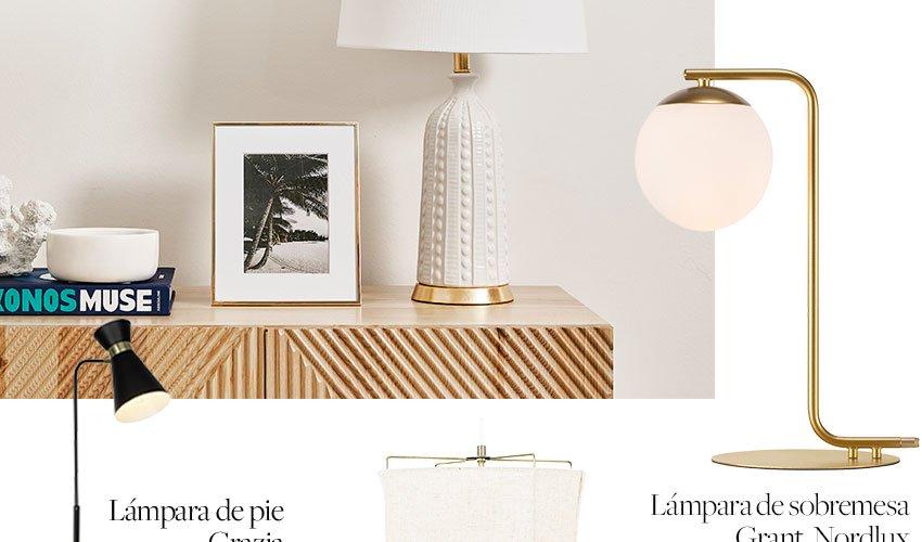 Lámparas por menos de 150€