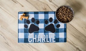 Personalized Pet Placemats