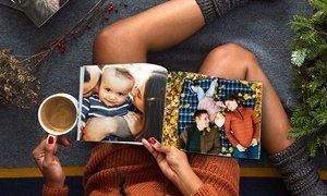 40-Page Custom Photo Books