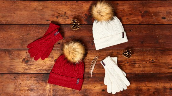 25% off Winter Accessories - code WRAPUP